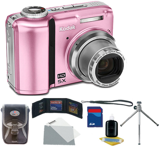 Kodak ES Z1485 14MP Pink Digital Camera (Refurbished)