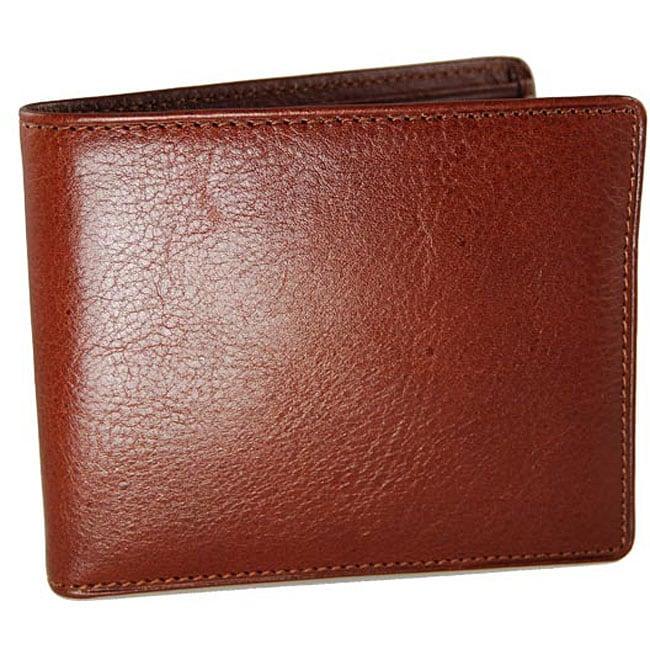 Milano Passcase Brown Men's Wallet