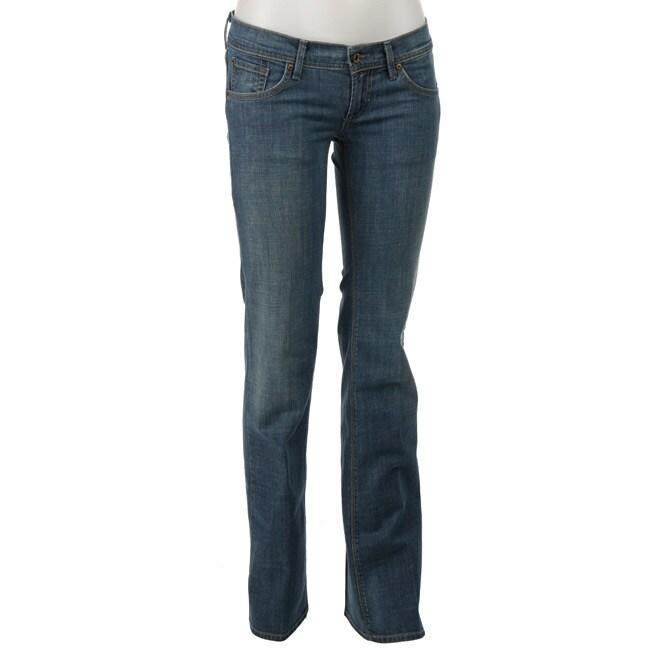 James Jeans Women's 5-pocket Low Rise Bootcut Jeans