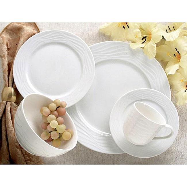 Gibson Eventide 20-piece Dinnerware Set