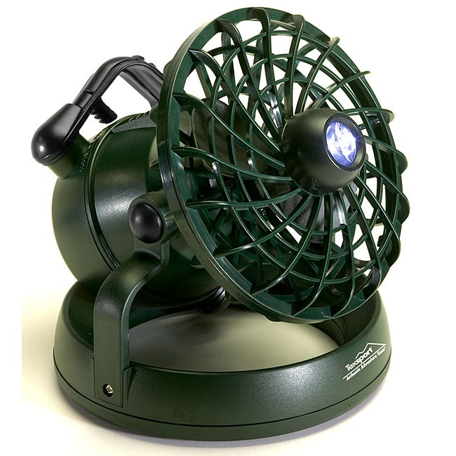 Texsport Deluxe Fan/ Light Combo