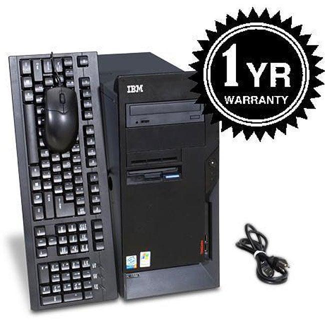 IBM 8189 3.2GHz 1GB 80GB Tower Computer (Refurbished)