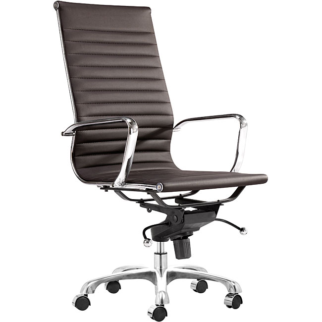 Manhattan Office Espresso High Back Chair 12040128
