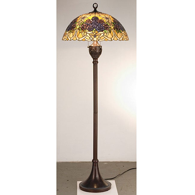 Rose Bouquet Floor Lamp