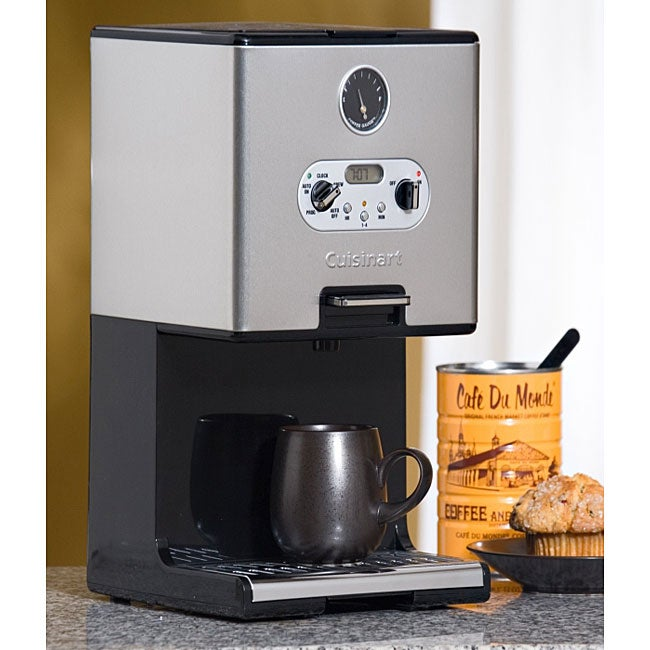 Cuisinart Coffee Maker Coffee On Demand : Cuisinart DCC-2000FR Coffee On Demand Coffee Maker (Refurbished) - 12053773 - Overstock.com ...