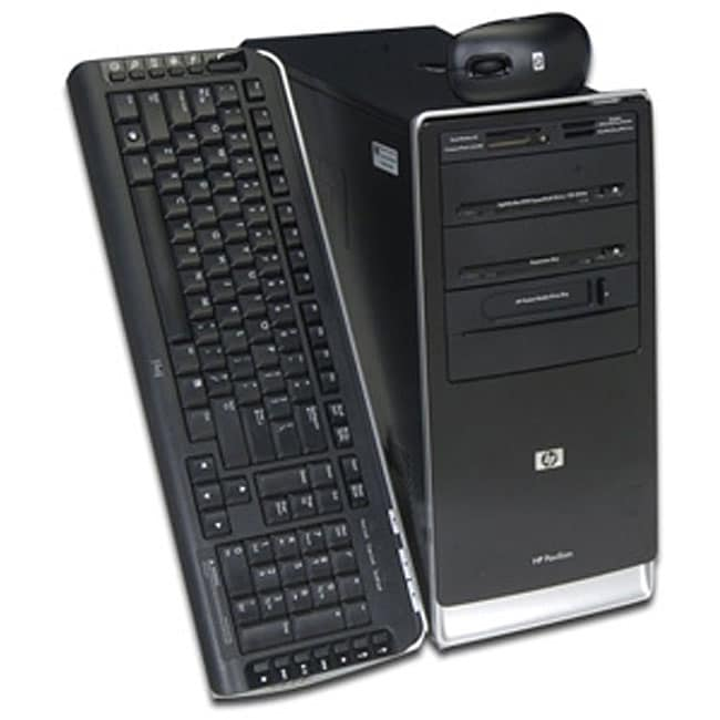 HP Pavilion a6530f AMD Phenom Triple Core Desktop (Refurbished)