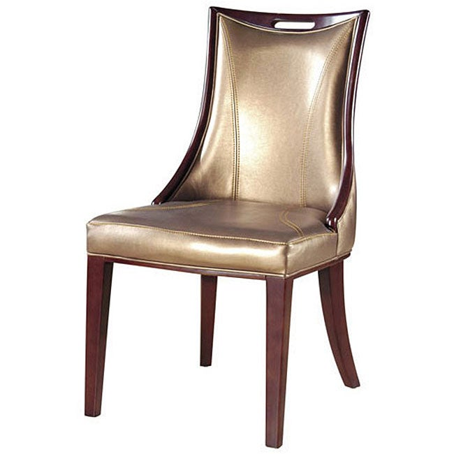Furniture Dining Room furniture Dining Chair Gold