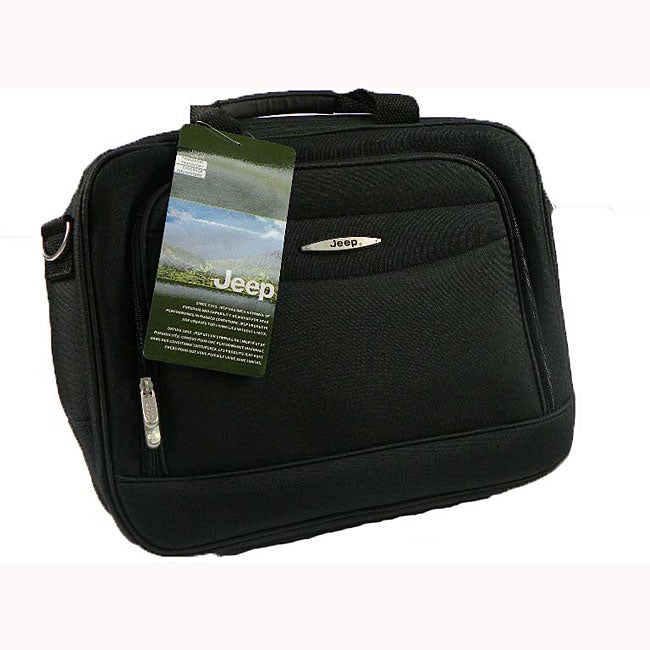 Jeep Padded Laptop Bag