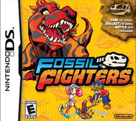 NinDS - Fossil Fighters