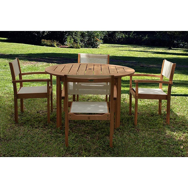 Overstock Dining Sets 3 Piece Round Table And Chair Set