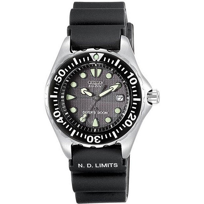 Citizen Women's Eco-Drive Professional Diver's Watch
