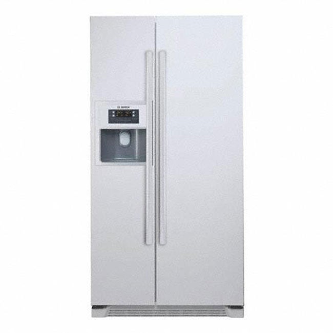 bosch evolution 500 series b20cs51snw 20 2 counter depth side by side refrigerator. Black Bedroom Furniture Sets. Home Design Ideas