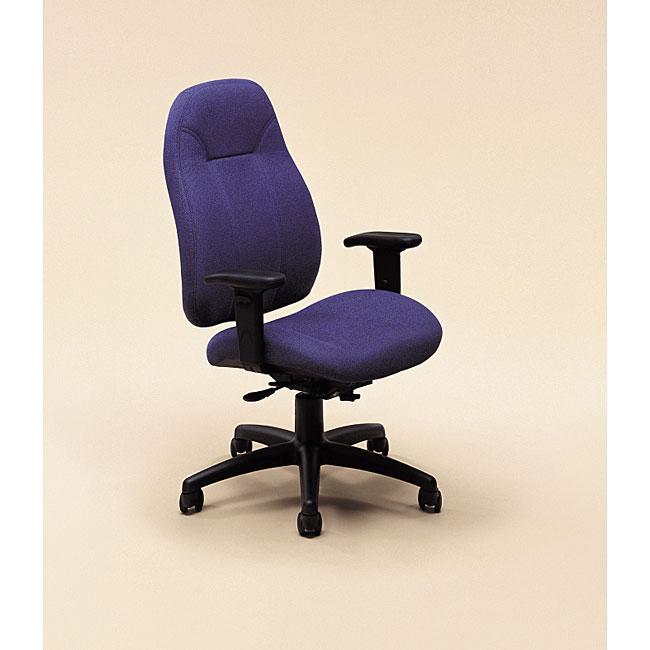 Allseating Therapod Indigo Highback Task Chair