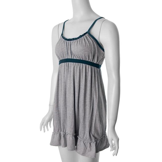 Sleep Club Junior's Baby Doll Chemise Nightgown