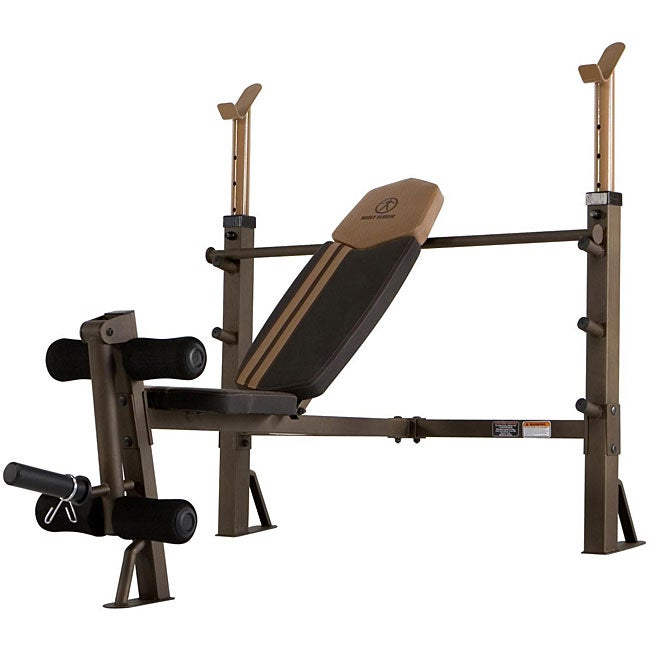 Marcy Mcb7400 Olympic Weight Bench 12090692 Shopping Great Deals On Weights