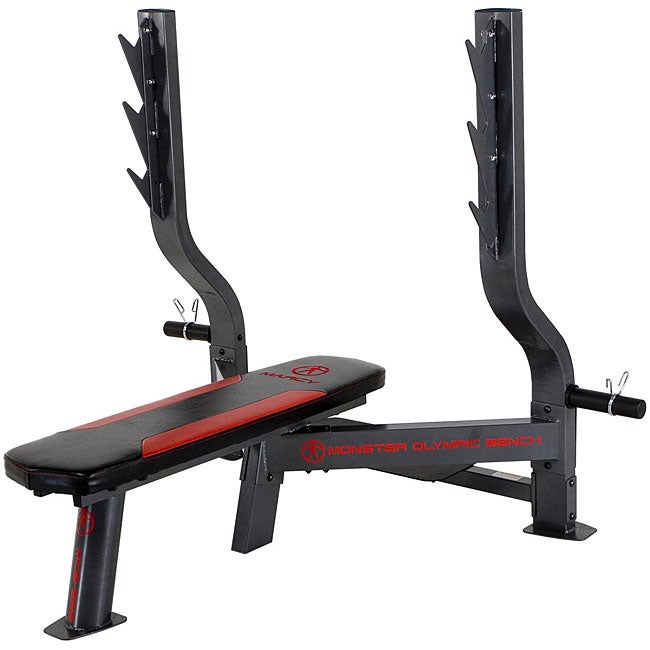 Marcy Mcb999 Olympic Weight Bench 12090693 Shopping Great Deals On Marcy