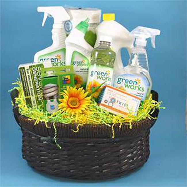 Green Works Eco Friendly Cleaning Products Housewarming