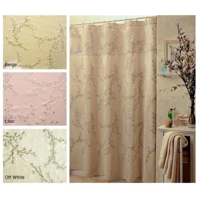 Grace Shower Curtain (72 in. x 72 in.)