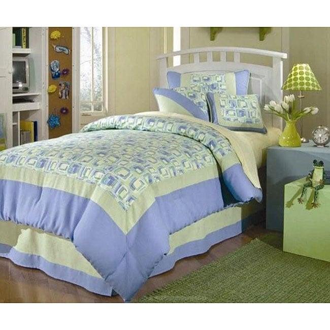 Sorbet Comforter Set