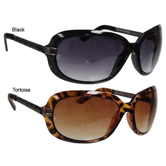 Journee Collection Women's Oversize Sunglasses