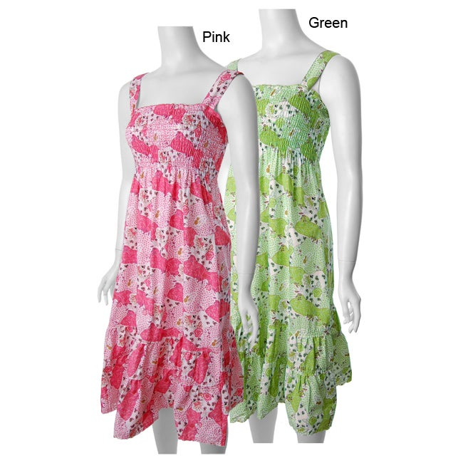 Womens Plus Size Sun Dresses 116