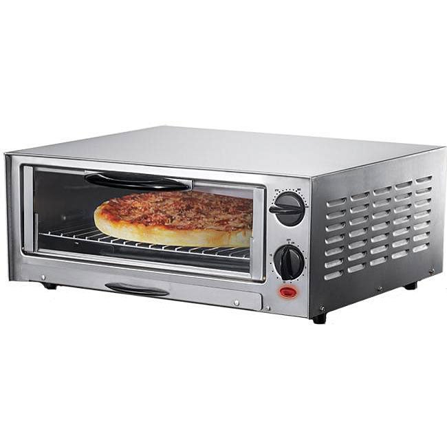 Euro Pro Professional Pizza Oven (Refurbished) - 12114205 - Overstock ...