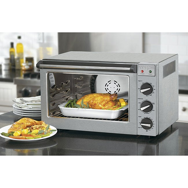 Cuisinart Waring CO1500B Professional Convection Oven