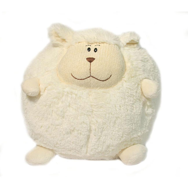Pillow Pets Sheep Round Plush 'sheep' Pillow