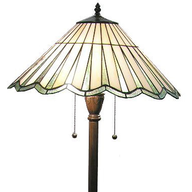 Tiffany style hope floor lamp 12129994 overstockcom for Overstock tiffany floor lamp