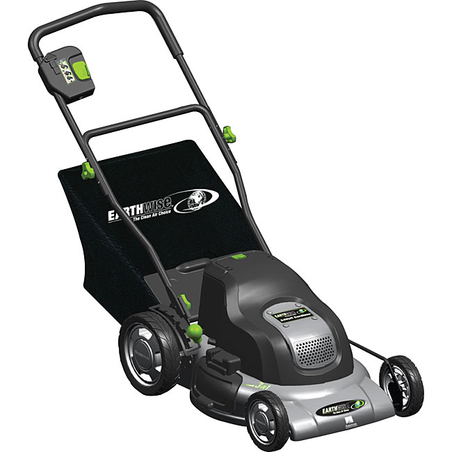 Earthwise 20 Inch 24 Volt Lawn Mower 12130073