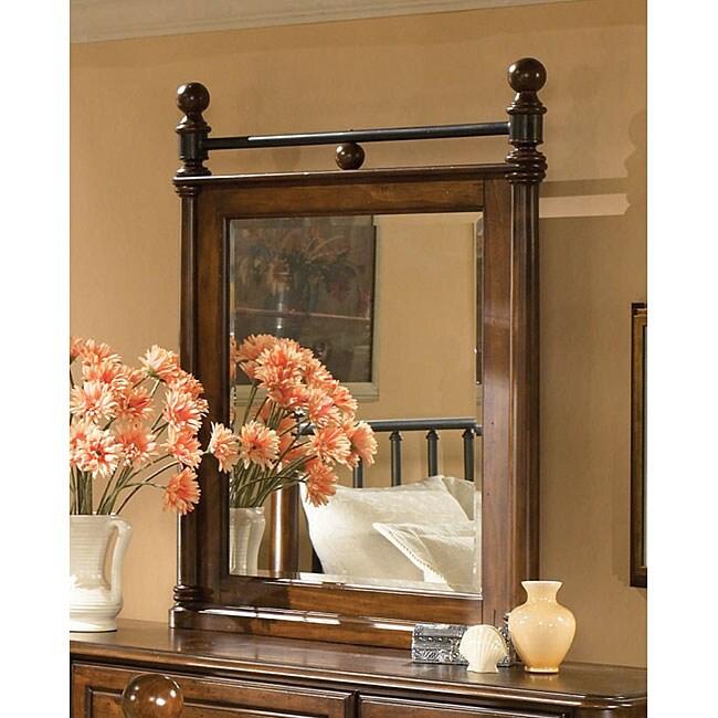 Knob Creek Vertical Bedroom Mirror