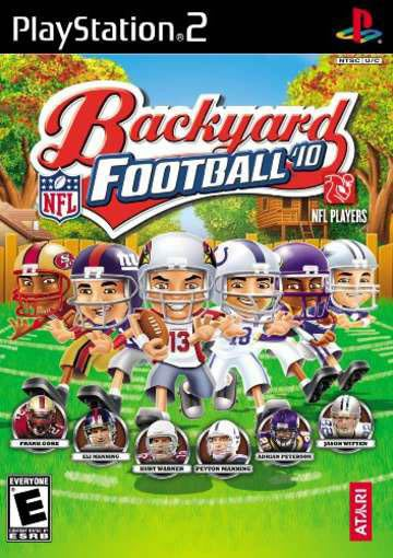 PS2 - Backyard Football 2010