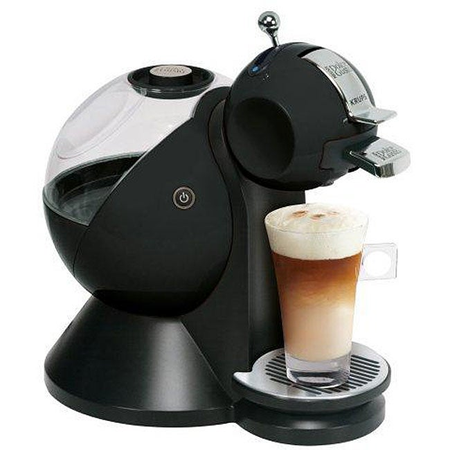 Krups Dolce Gusto Coffee Maker Reviews : Krups KP2100 Dolce Gusto Black Coffee Machine - 12140942 - Overstock.com Shopping - Big ...