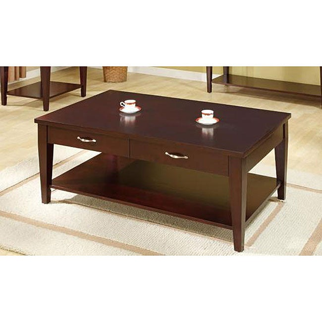 Borghese Cherry Coffee Table 12141536 Shopping Great Deals On Coffee Sofa