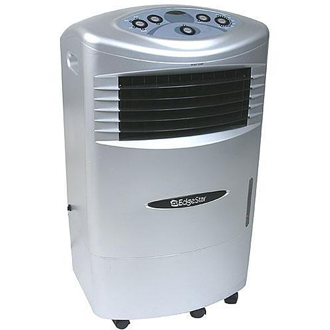 portable air conditioner cooler high velocity fan evaporative swamp humidifier ebay. Black Bedroom Furniture Sets. Home Design Ideas