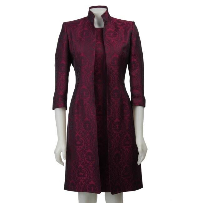 Anne Klein Womens Dress Suit