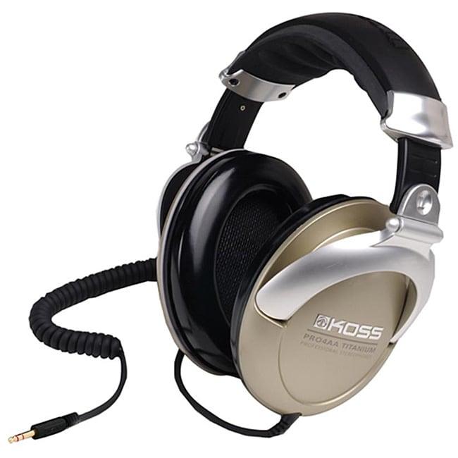 Koss Pro4AAT Titanium Pro Headphones