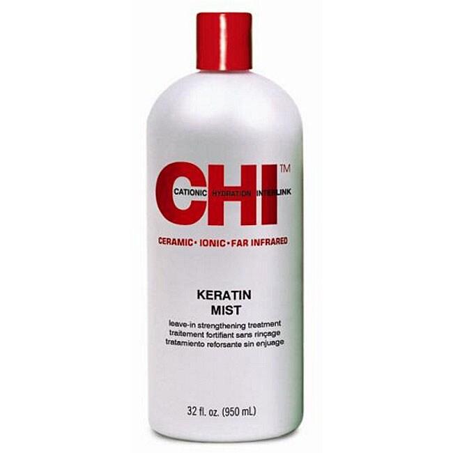 CHI Keratin Mist 32-ounce Hair Strengthening Treatment