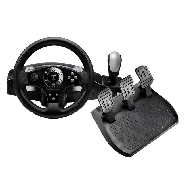 Thrustmaster RGT Force Feedback Pro Clutch Edition Racing Wheel & Pedal Set