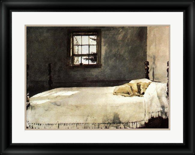 master bedroom andrew wyeth print for sale master best