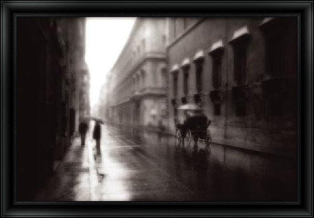 Timothy Wampler Roma Framed Art