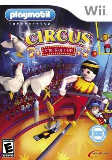 Wii - Playmobil: Circus