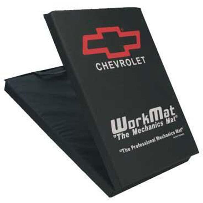 New Chevrolet Padded Pit Crew Gear Mechanics Work Mat
