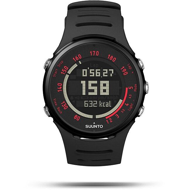 Suunto T3c Unisex Black Arrow Heart Rate Watch
