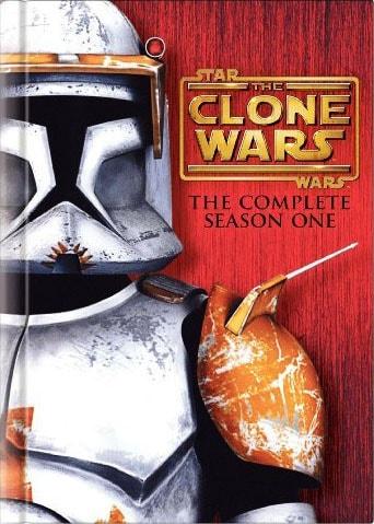 Star Wars: The Clone Wars Season One (DVD)