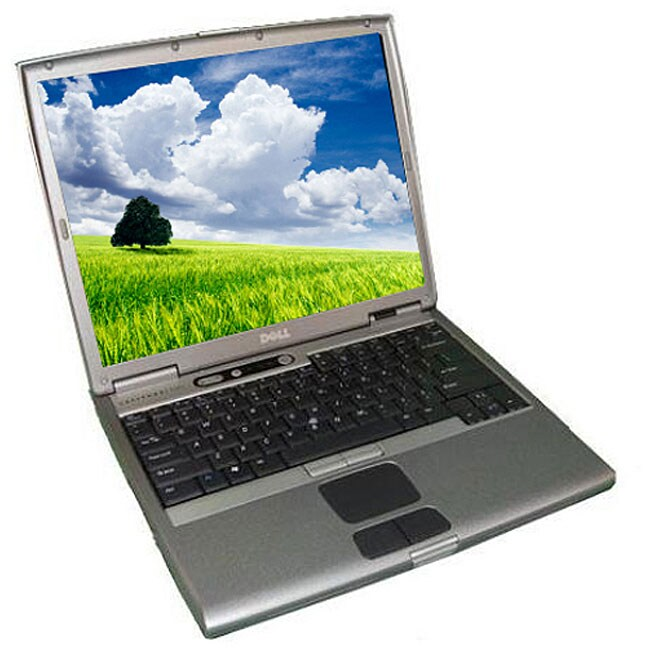 Dell Latitude D600 14.1-inch 1.6GHz 60GB Laptop (Refurbished)
