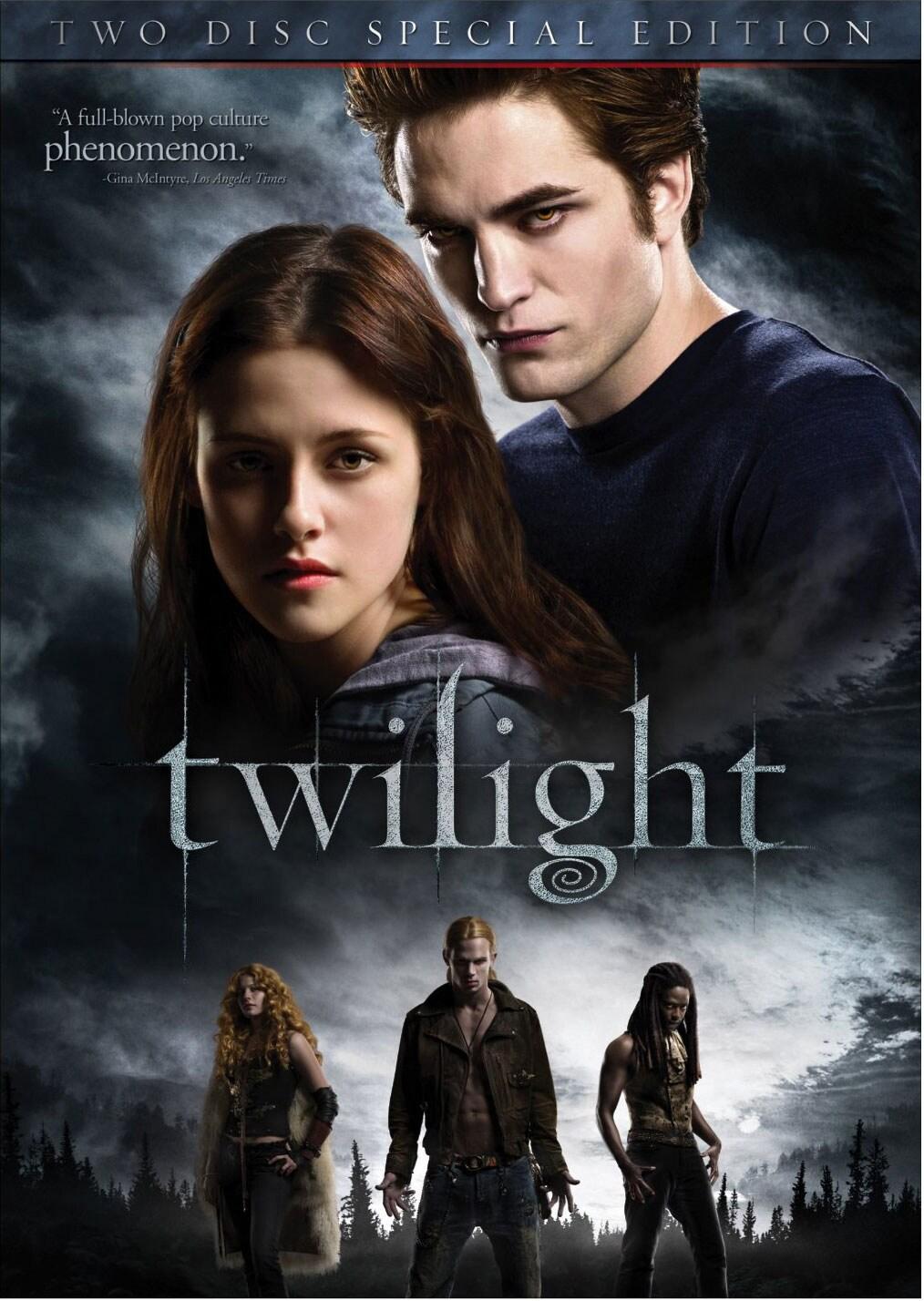 Twilight (with Senitype) (DVD)