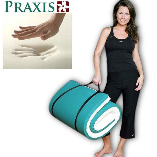 Praxis Memory Foam Exercise Mat