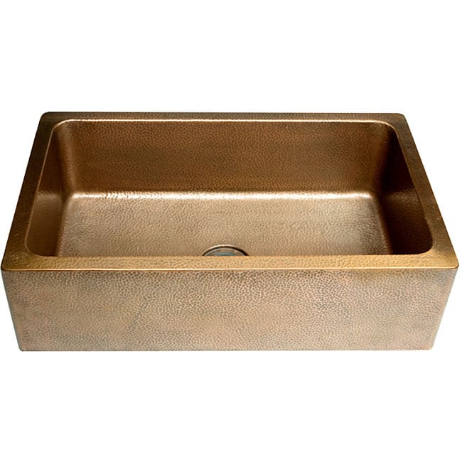 36 Inch Kitchen Sink : ... 36-inch Farmhouse Stainless Steel 16 Gauge Single Bowl Kitchen Sink