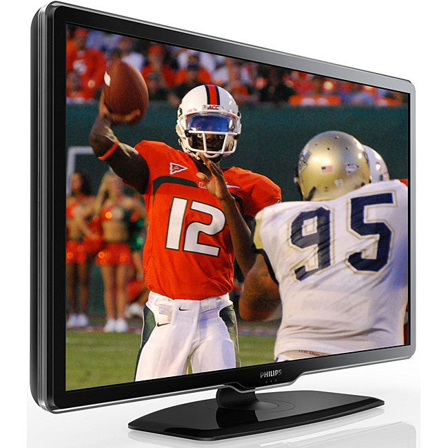Philips 32PFL6704D 32-inch 1080p 120hz LCD HDTV (Refurbished)